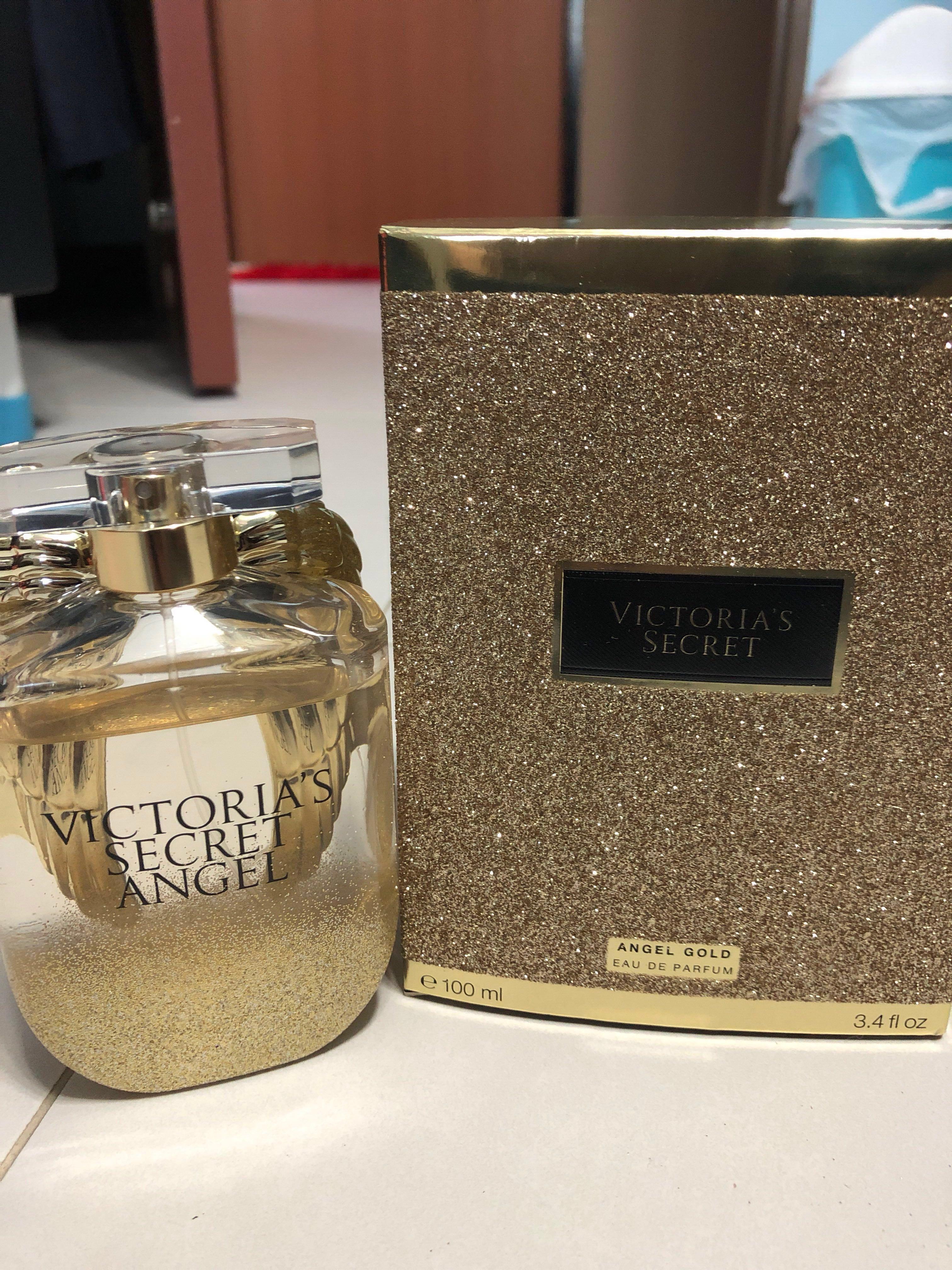 3799150dd15 U.P  129! Victoria Secret Angel Gold Eau De Parfum