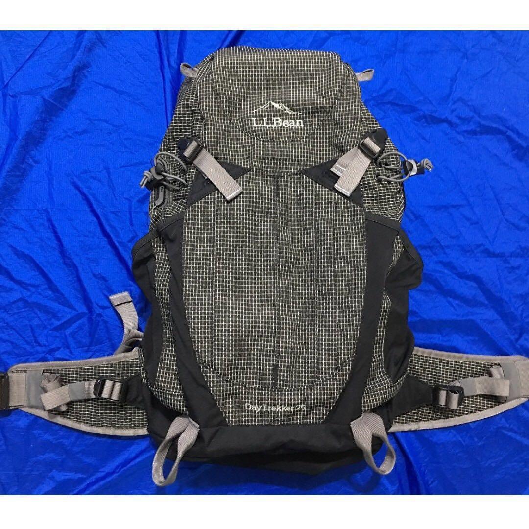 b0467b9e9 USA L.L.Bean Day Trekker Hiking Pack (not Goretex Arcteryx Patagonia  Gregory)行山背包, Sports, Other Sports Equipment on Carousell