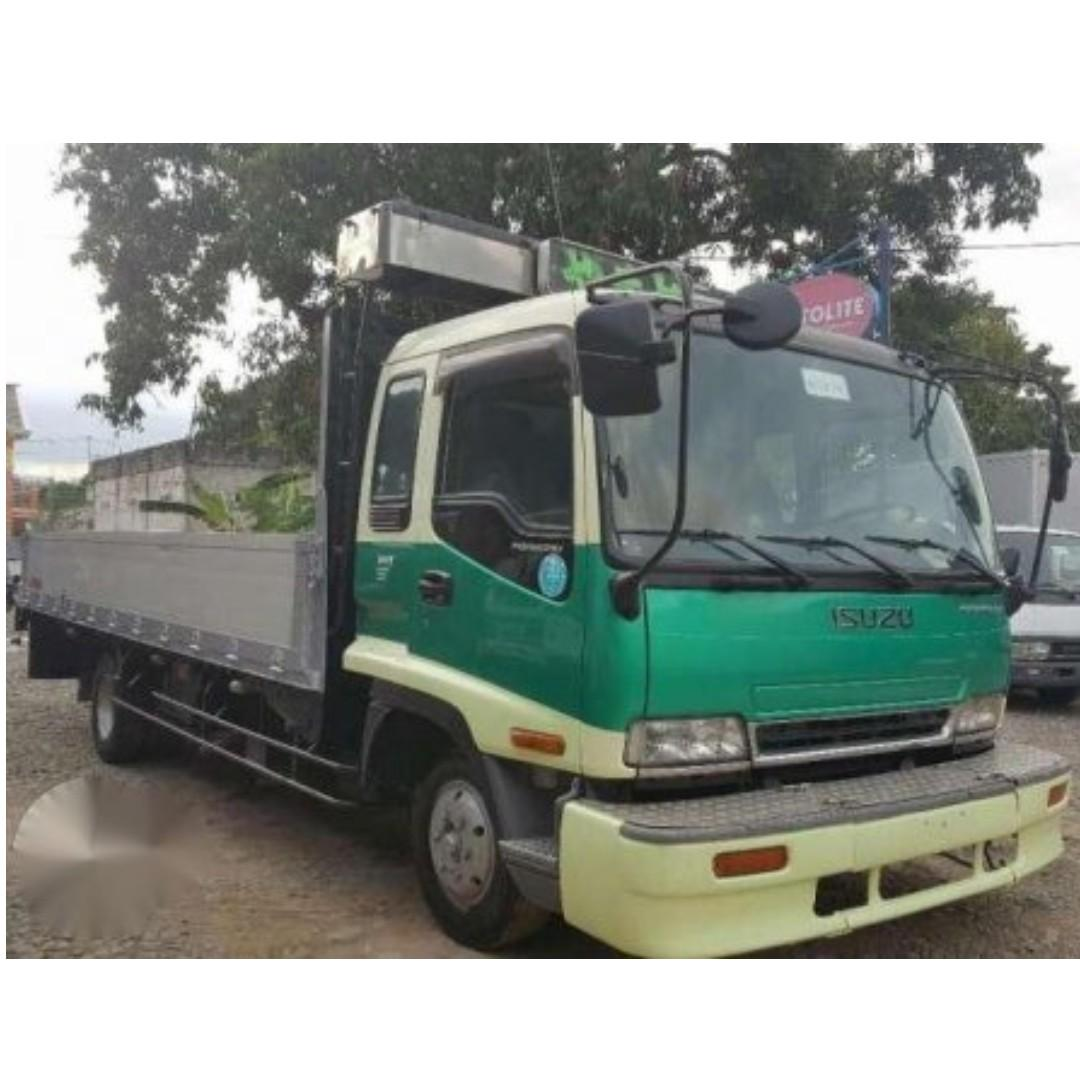 Wing Van and Open Truck for rent l Metro Manila and Provincial areas