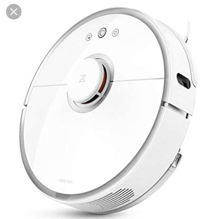 Xiaomi roborock s5 vacuum cleaner with mop