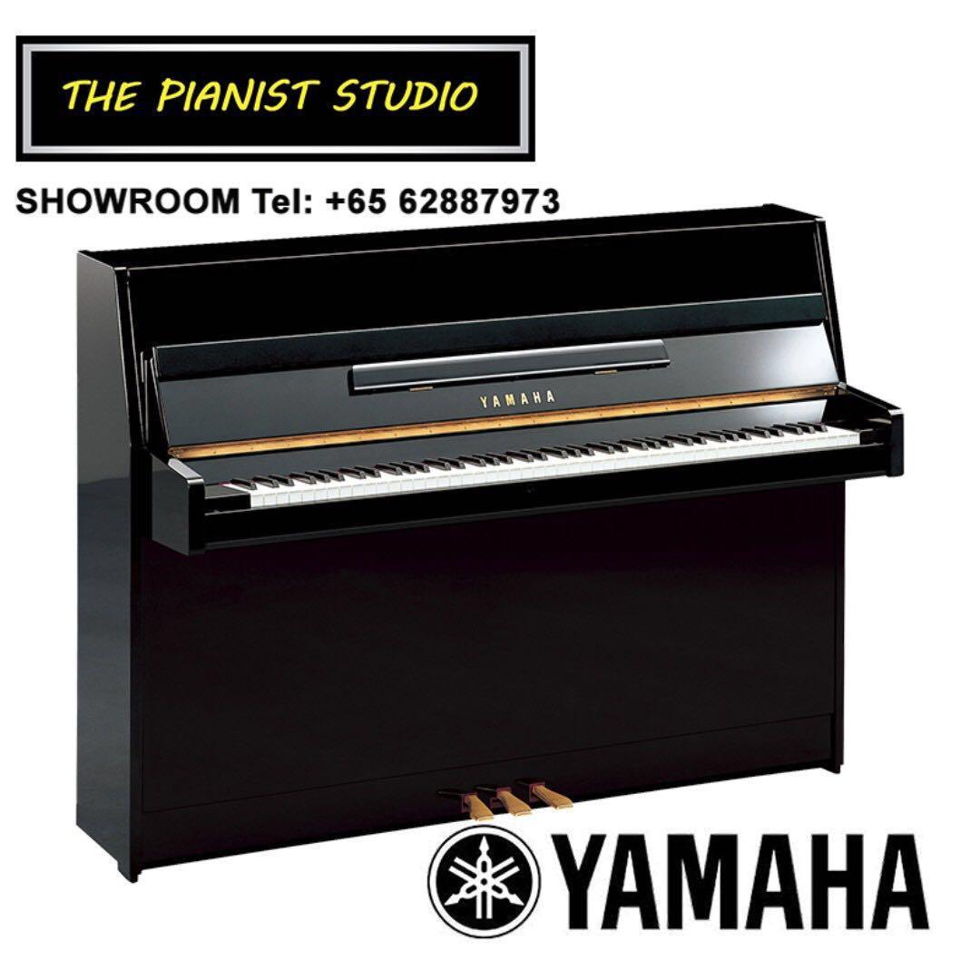 THE PIANIST STUDIO - Yamaha Acoustic Upright Piano JU109 Singapore Sale!