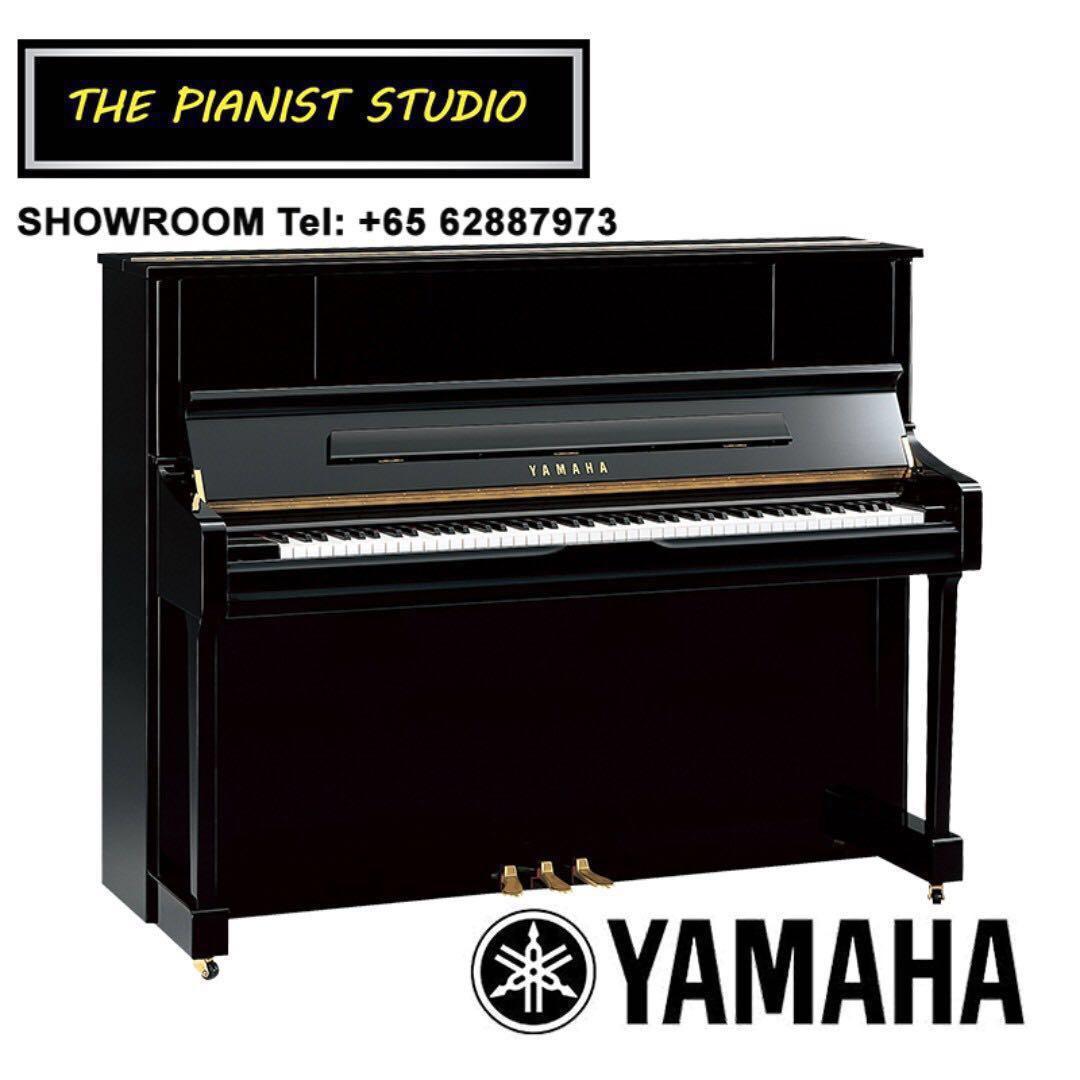THE PIANIST STUDIO - Yamaha Acoustic Upright Piano U1J Singapore Sale!