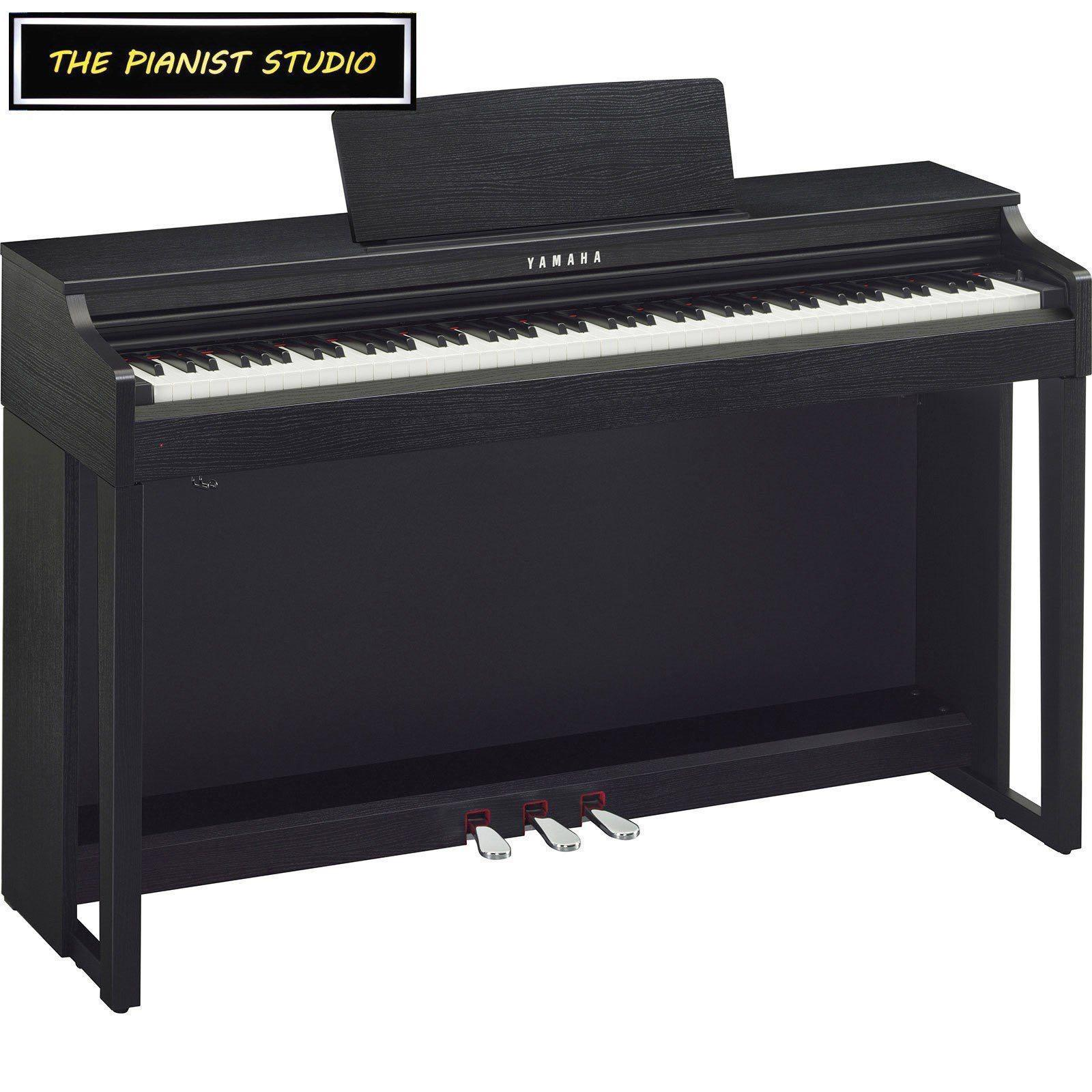 THE PIANIST STUDIO -YAMAHA CLAVINOVA DIGITAL PIANO CLP625,CLP635,CLP645,CLP665,CLP675,CLP685 SALE!