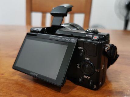 Sony A5000 Camera (+more)