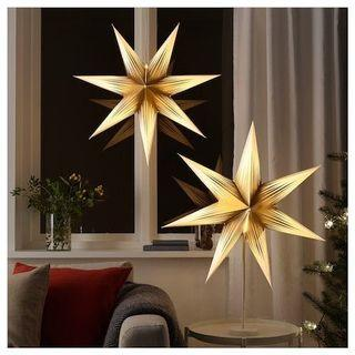 🚚 Star Lamp Shade & Lamp Stand