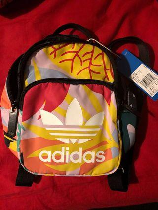Brand new Adidas mini backpack #swapCA