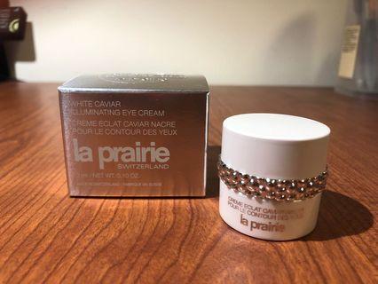 La Prairie White Caviar Eye Cream 3ml