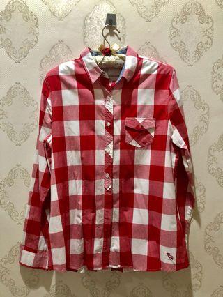 Kemeja Merah Putih