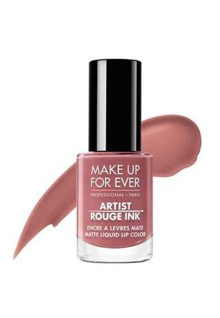🚚 Artist Rouge Ink Matte Liquid Lip Color Lipstick in 501 Taupe Mauve