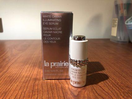 La Prairie White Caviar Eye Serum 3ml (from avg $166@)