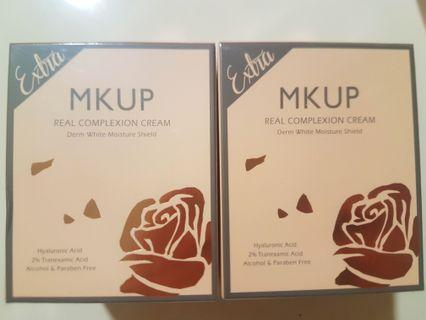 🚚 Mkup real complexion cream 50ml