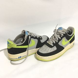6580661d58d5 Nike — Air Force One Utility Light Green Glow