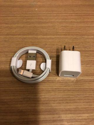 🚚 iPhone charge adapter +Cable(new&MFI approval)