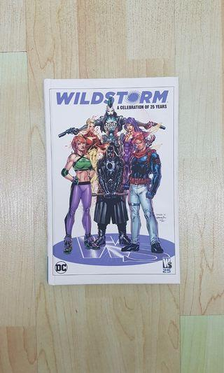DC Comics  Wildstorm A Celebration of 25 Years Hardcover Jim Lee J Scott Campbell