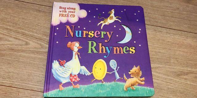 Nursery Rhymes (with CD)