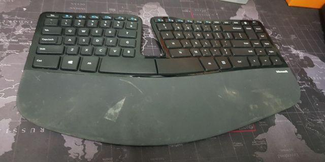 Microsoft Sculpt Ergonomic keyboard(missed connector)