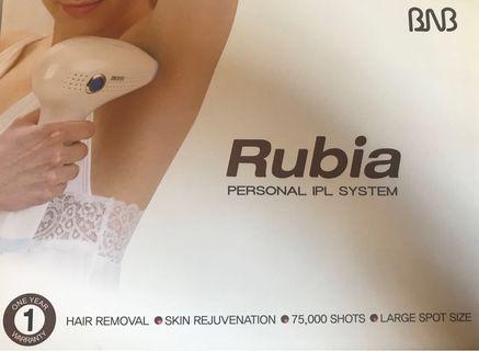 BNB Rubia Personal IPL System