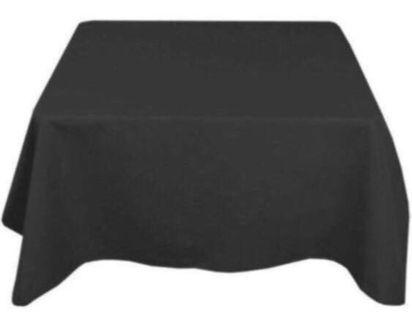 Black Cloth (Dessert Table)