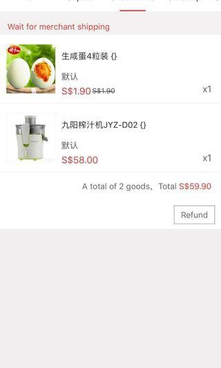 🚚 Joyoung juicer brand new