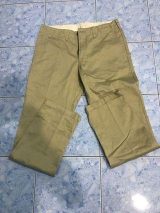 Uniqlo Cotton Pants
