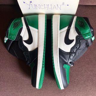 "Air Jordan 1 Retro High OG ""Pine Green"" US8.5 (UA)"
