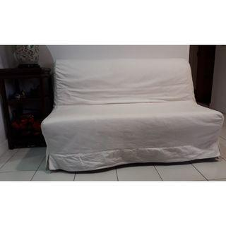 Two-seater Sofa-bed Ikea