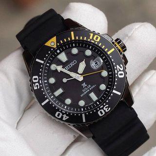 BNIB Seiko Prospex Solar Diver's 200M SNE441 SNE441P1 SNE441P Men's Watch