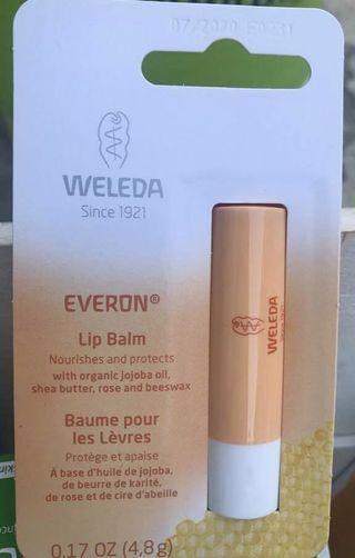 Weleda Everon organic lip balm