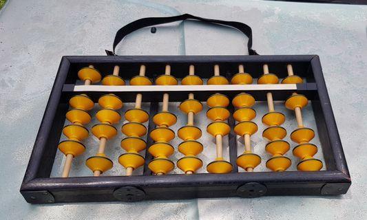 Sempua Abacus Teaching Material
