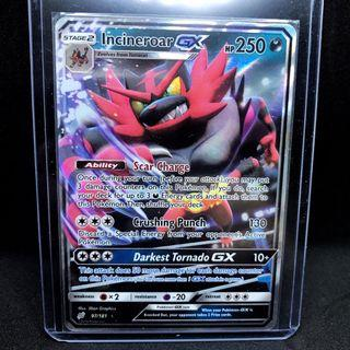 Incineroar GX - 97/181 - Ultra Rare