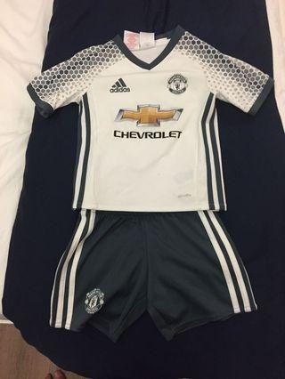 🚚 Manchester United Away Jersey (White)