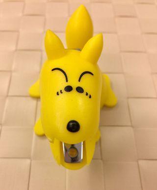 黃色小狗指甲剪