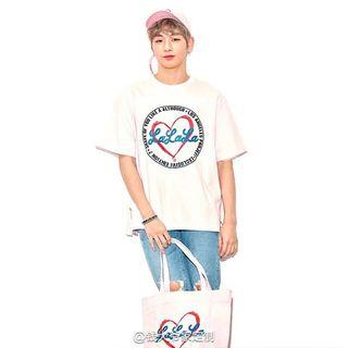 Kang Daniel LAP Lalala shirt