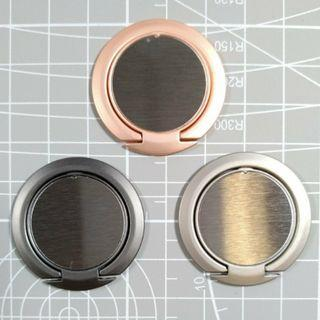 Mobile & Tablet, Finger Ring & Stand, 100% new, Super thin 1.8mm, 3 color, 平郵包郵費