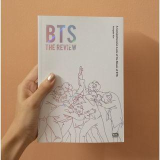 [INTEREST CHECK] BTS THE REVIEW: A Comprehensive Look at the Music of BTS by Kim YoungDae