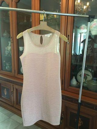 Forever21 nude dress