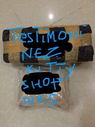 Testimoni nezkittyshop