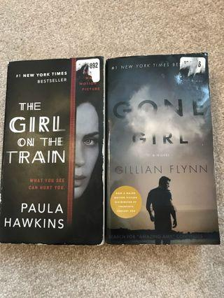 Gone Girl and Girl On the Train