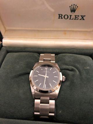 Rolex 67480 boy size 95%新,100%真