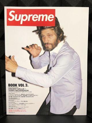 絕版 Supreme Book Vol.3 2007