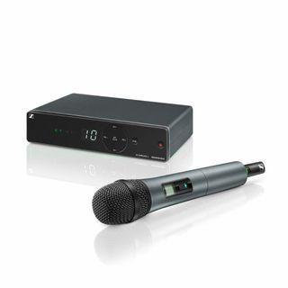 Brand new 行貨, sennheiser XSW 1-825 wireless system microphone 人聲咪 無線咪 唱k mic 唱k咪