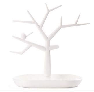 🚚 Jewellery Tree Organiser