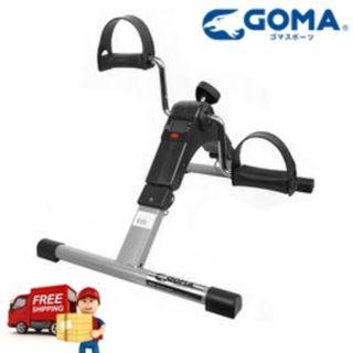 寶林站 GOMA 摺疊單車 (超省位)(可調較阻力)(電子錶) Exercise Bike 包順豐 Free SF express