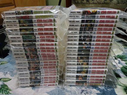 (Manga) Komik Mutiara Naga Full set Vol 1-43