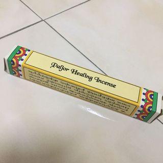 Healing incense