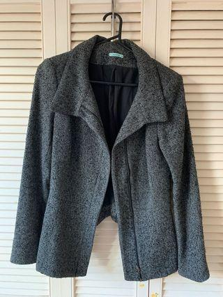 Kookai grey jacket XS/S