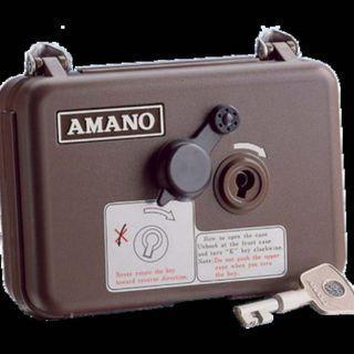 Amano clocking device