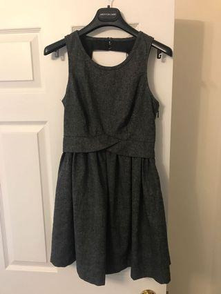 Grey Dress from Urban Outfitters