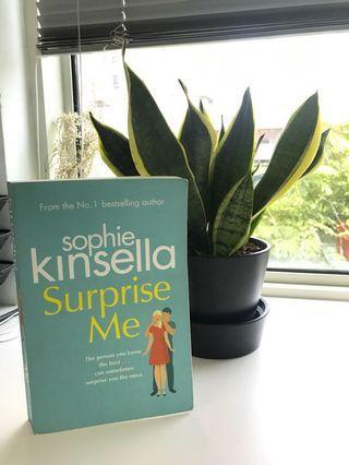 🚚 Sophie Kinsella - Surprise Me #ENDGAMEYourEXCESS