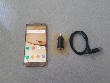 Samsung Galaxy S7 Edge with Extras